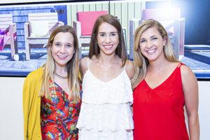 Megan Sterquell, Dana Swann, and Michelle Mai