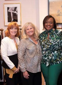 Beth Thoele, Robin Bagwell, and Bianca Jackson