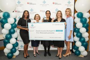 Zakiyah Johnson, Dr. Ivonne Durant - Ed.D, Monalisa Chadha, Brooke Bailey, and Beth Boyd.