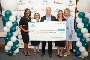 Zakiyah Johnson, Dr. Ivonne Durant - Ed.D, Daniel Garrison, Brooke Bailey, and Beth Boyd.