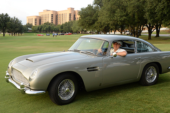 Chairman Award: Ray Larson, 1964 Aston Martin DB5