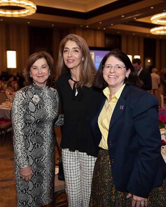 Nancy Best, Azi Ganji, and Lisanne Karbhari