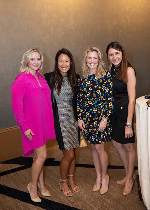 Emily Smith, Mary Yang, Jaime Wall, and Maryam Khakpour