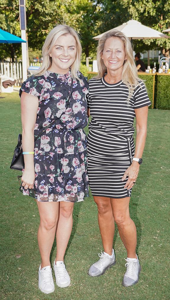 Jane Humphrey and Lynn McBee