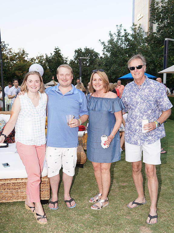 Cathy and Bill Helmbrecht with friends