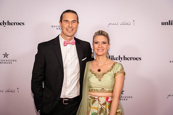 Noel and Vanessa Bouchè