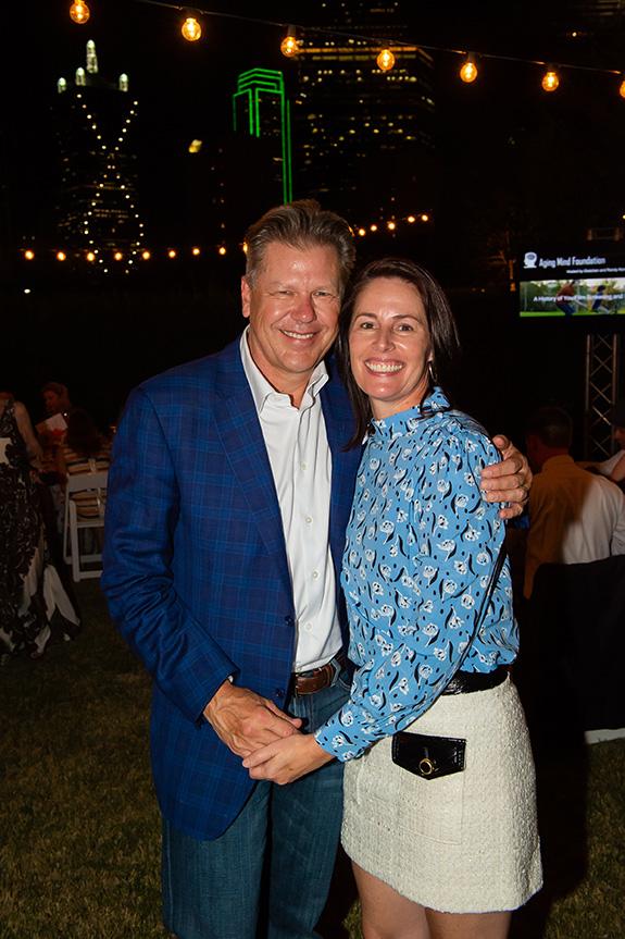 Gretchen and Randy Kendrick