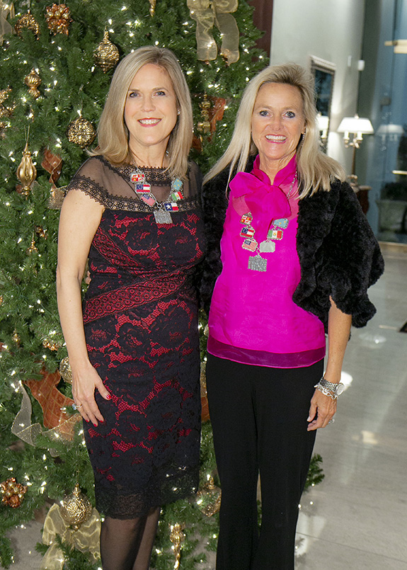 Fran Matise and Mary Deaver
