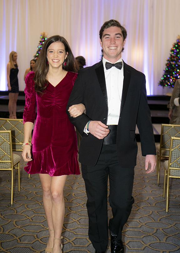 Anastasia Helms and Ryan Butz