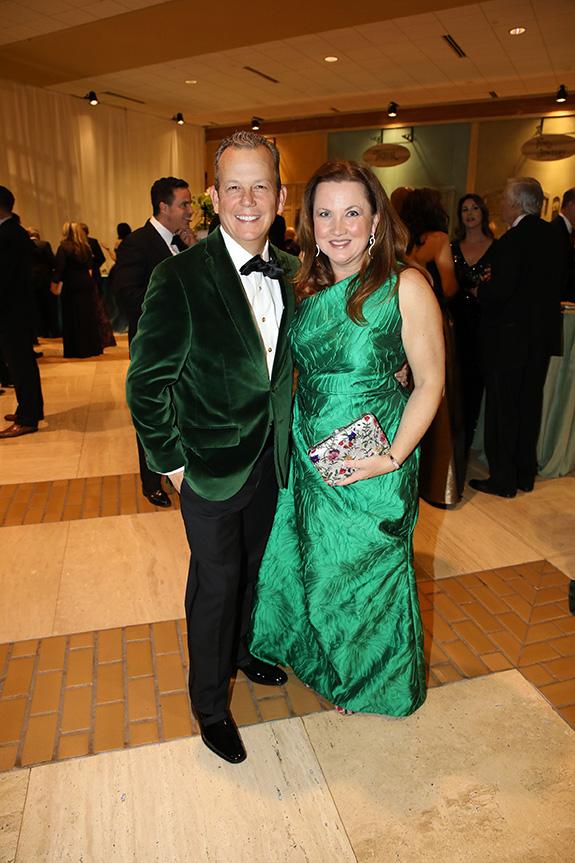 Richard and Jennifer Dix (Silent Auction Chairman)