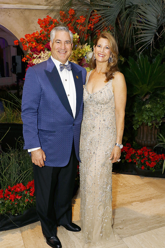 Francie and Kevin Moody-Dahlberg