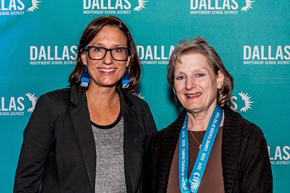 Dealey Montessori: Beth Wing, Pamela Moschioni