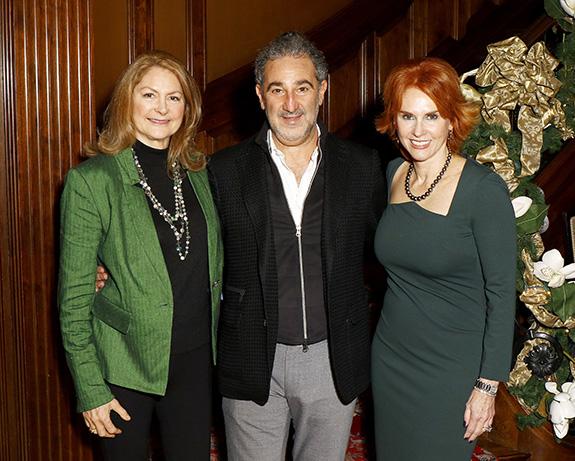 Kendra Karlock, Vincenzo Martinelli, and Jolie Humphrey