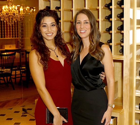 Brooke Bailey and Tawny Alonzo