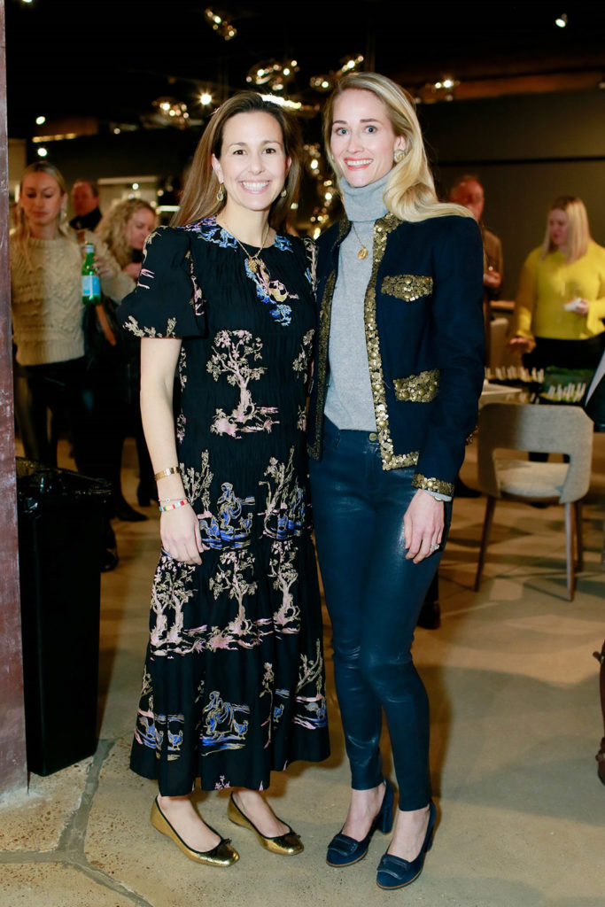 Kerri Goldfarb and Mia Brous