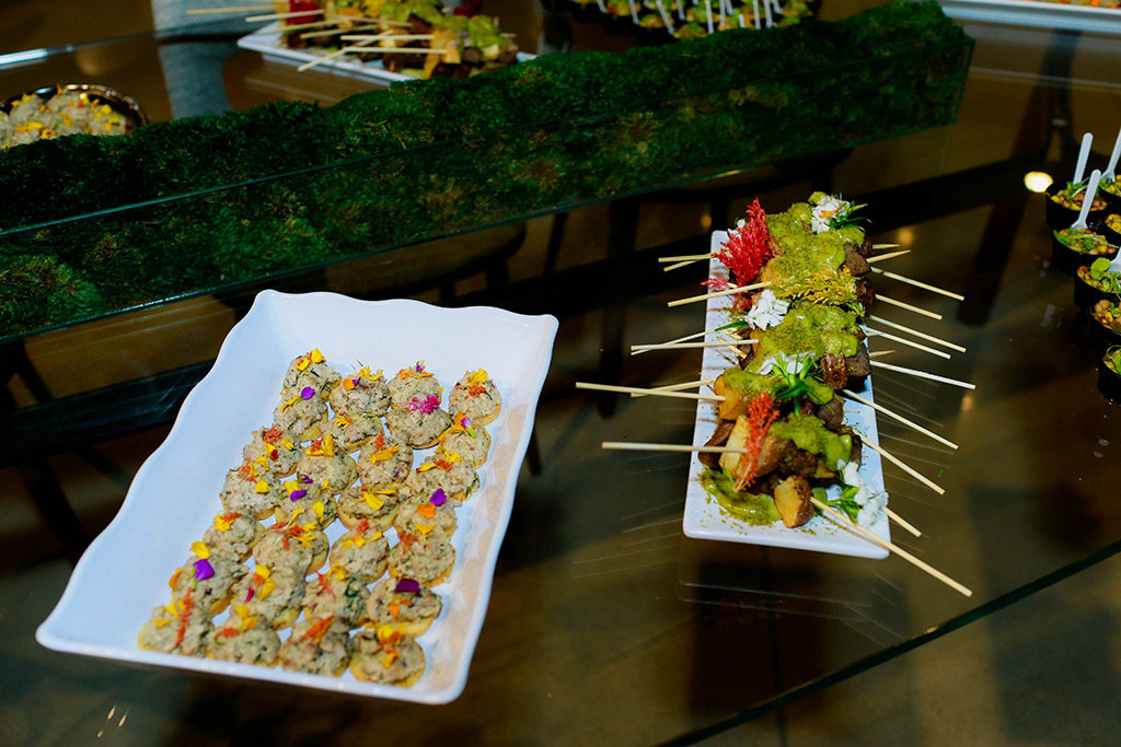 Lockwood Catering by Justin Box -Texas Caviar with chile lime vinaigette