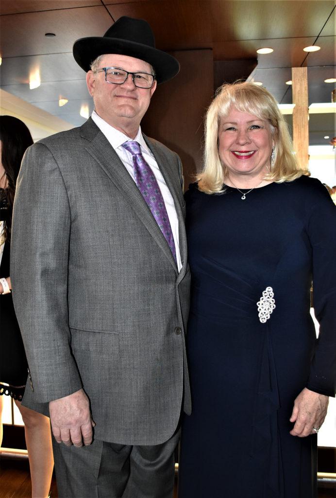 Steve and Kelly Thurman
