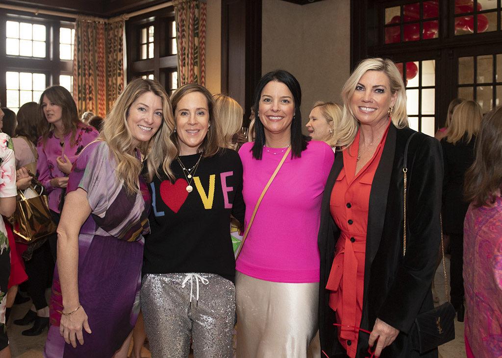 Ashley Tiffany, Danielle Stephens, Vicki Roy, and Kasey Bevans
