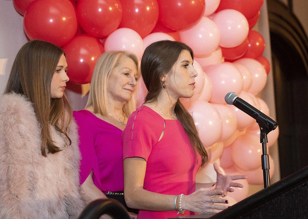 Kate Dabney, Christina Dabney, and Shelby Dabney