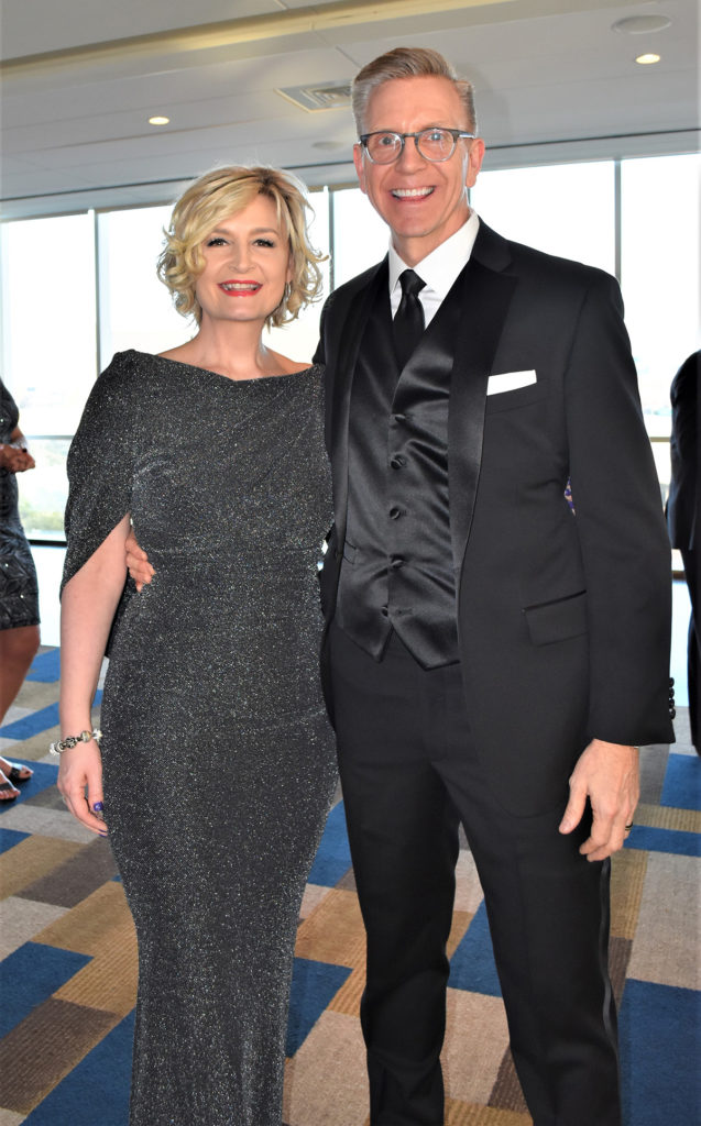Heidi and Reid Rasmussen