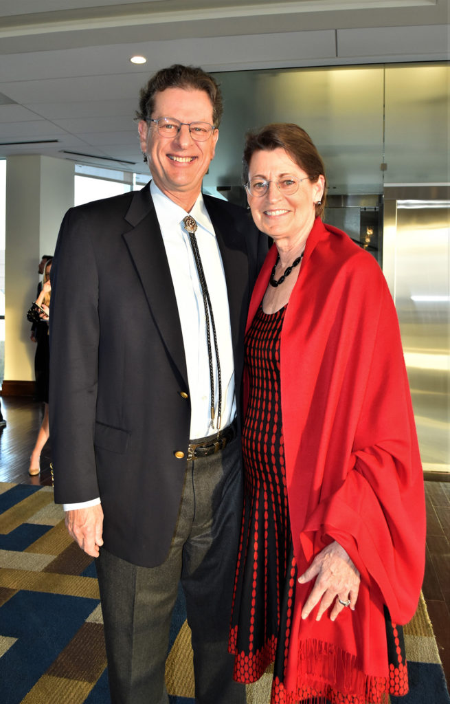 Carol Roehrig and Fred Seipp