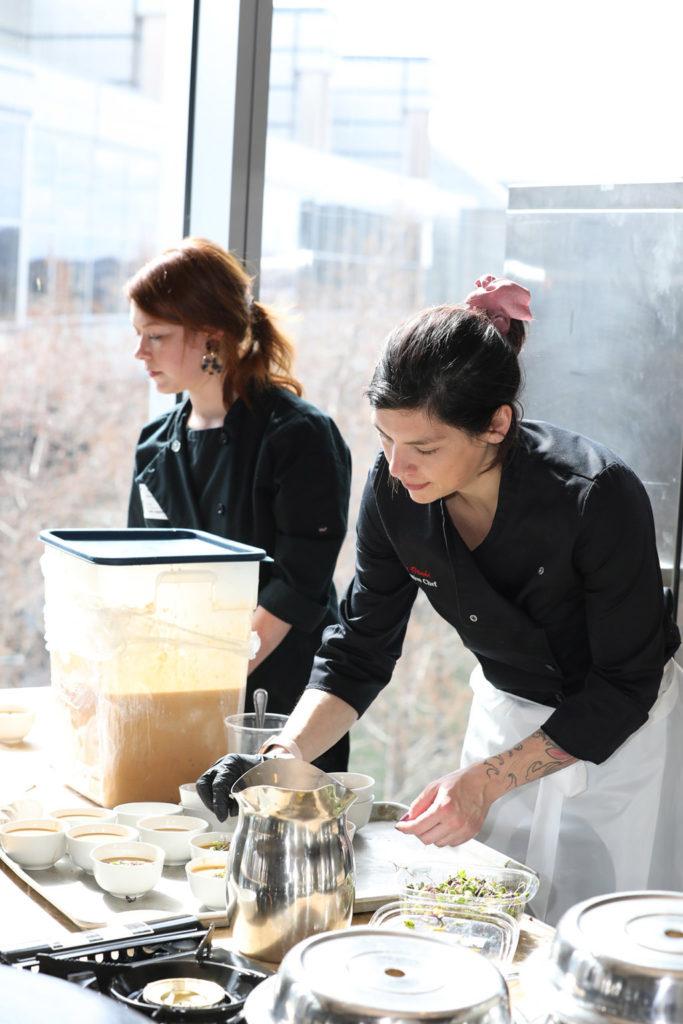 Chef Suki Otsuki of Meddlesome Moth