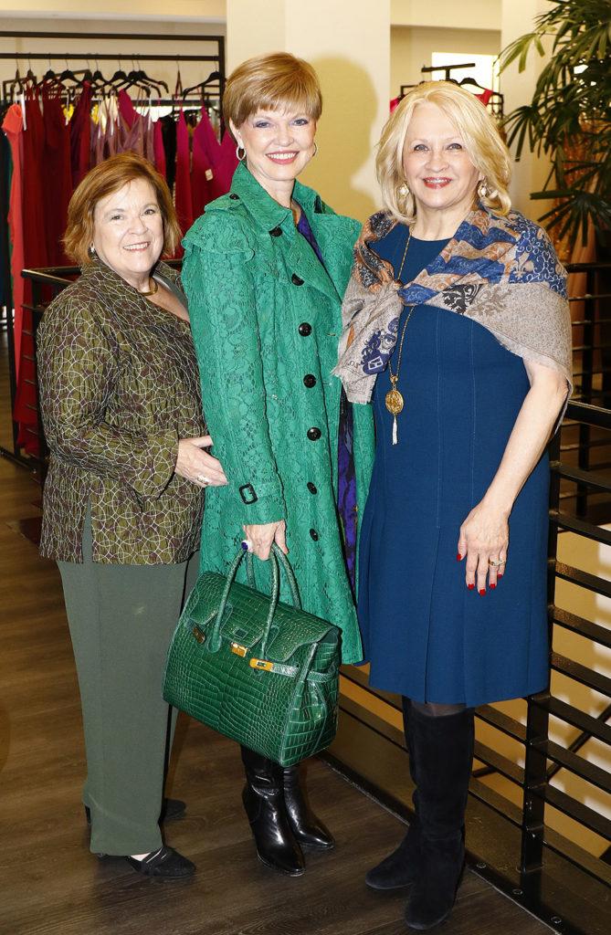 Renée Farren, Donna Arp Weitzman, and Connie Rhoades