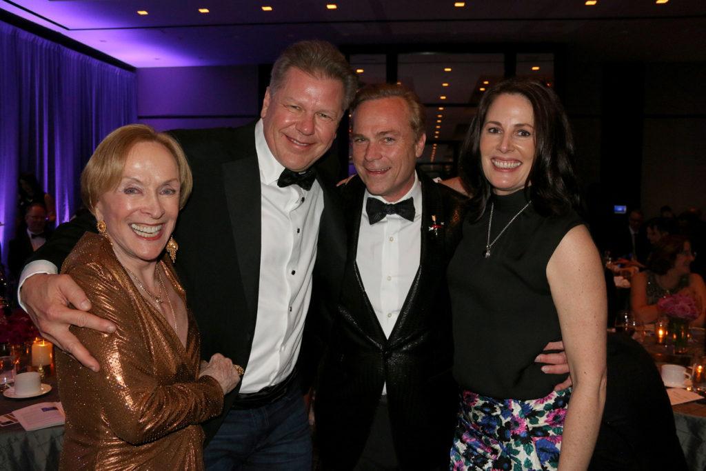 Laree Hulshoff, Randy Kendrick, Jean-Charles Boisset, and Gretchen Kendrick