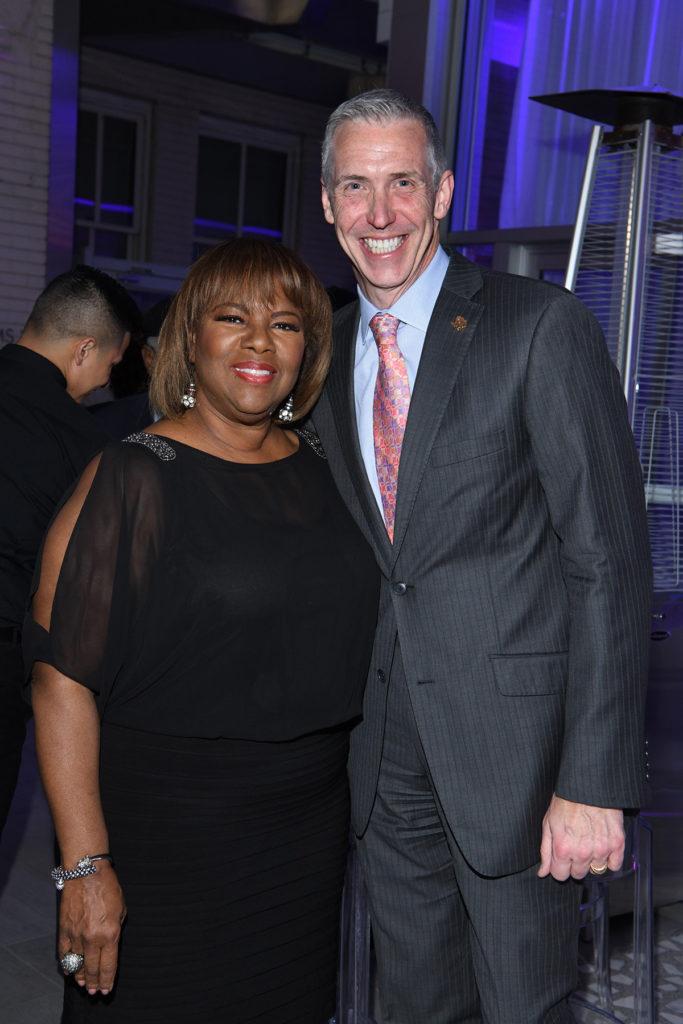 Ken Lambrecht and Cynthia Wallace