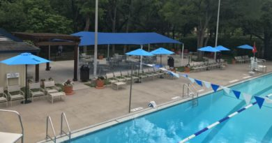 2021 Pool Passes On Sale in the Park Cities