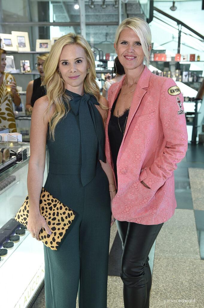 Crystal Herrera and Carla Craven