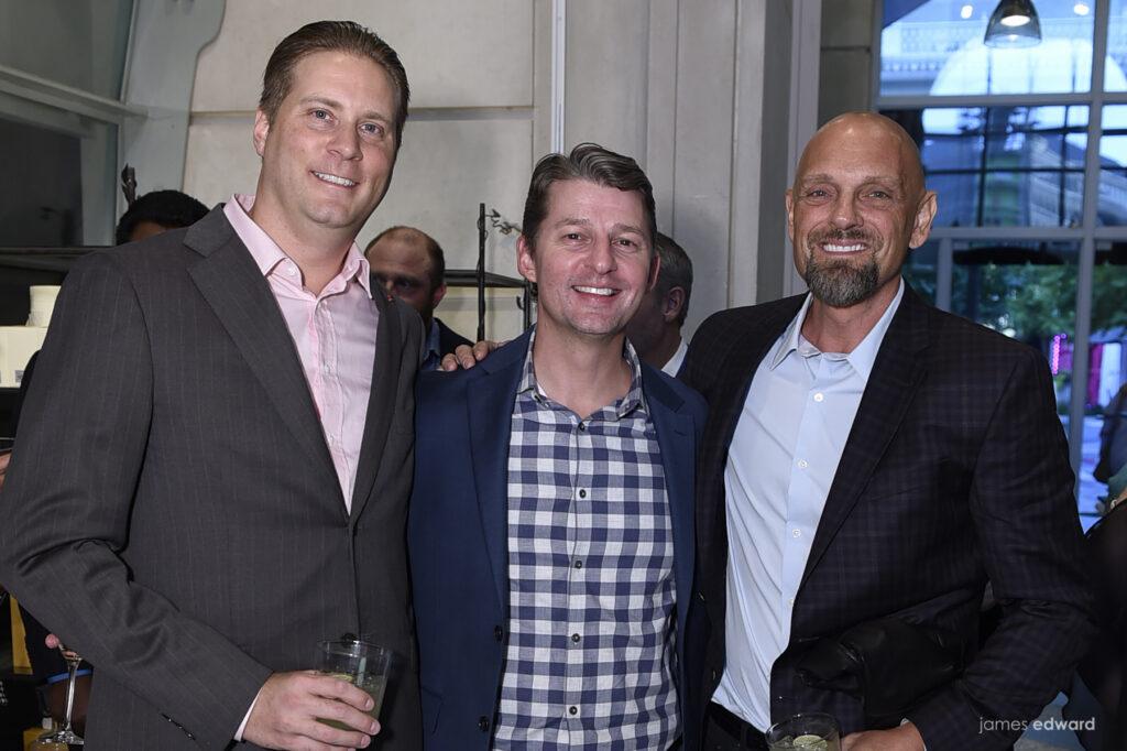 Dallas Vit, John Bray, and Brian Sarche