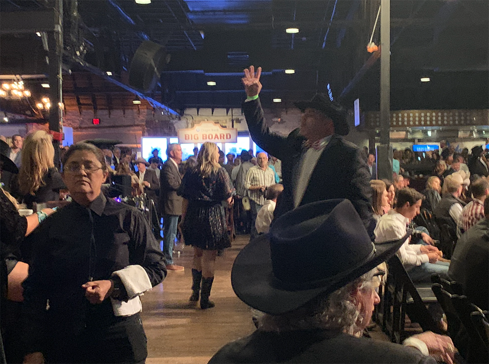 Cattle's Baron Ball 2019