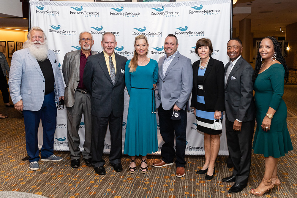Joel Lagrone, Eric Niedermayer, Dan Midgett, Laura Baugh, Paul Boyd, Maureen Maidlow, Ty Beasley, Tilda Beasley, RRC Board of Directors
