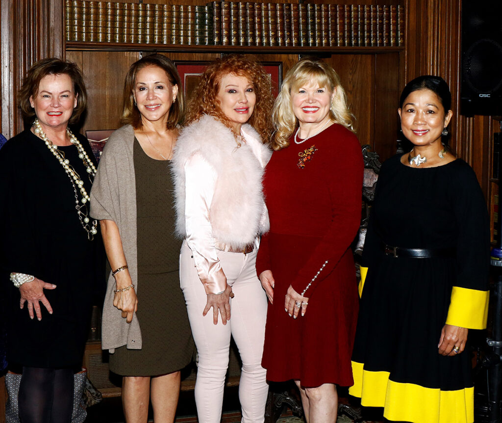 Carol Welwood, Mary Griggs, Empress Gilbert, Regina Bruce, and Kunthear Mam-Douglas