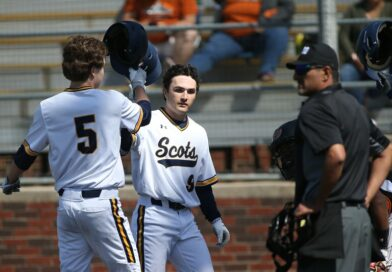 Scots Sweep Bulldogs, Earn Second Place