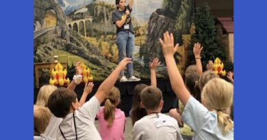 Faith Friday: UPUMC Vacation Bible School