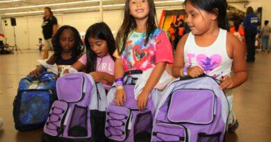 Rainbow Days Hosting 30th-Annual Back-To-School Celebration