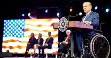 Slain Officer Struck by Car Awarded Star of Texas