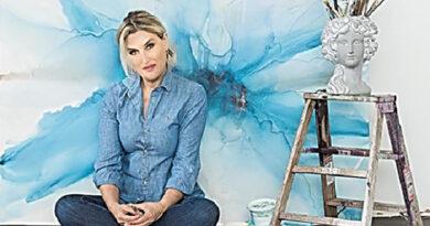 Addison Sloane Art Exhibit Features Local Talent